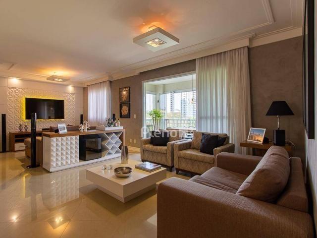 Apartamento com 3 dormitórios à venda, 129 m² por R$ 1.250.000 - Parque Prado - Campinas/S