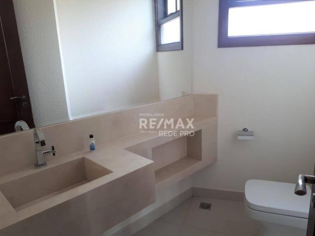 Casa com 3 dormitórios para alugar, 500 m² por R$ 7.300,00/mês - Condomínio Vista Alegre - - Foto 4