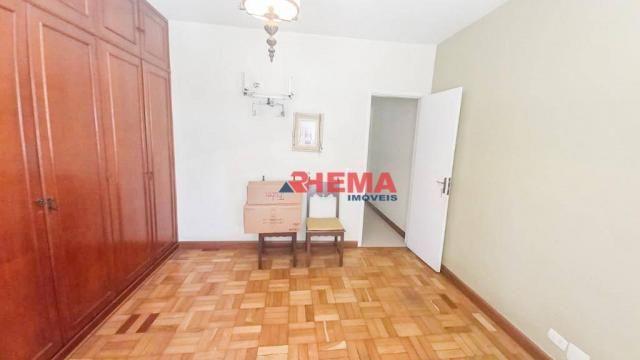 Apartamento com 3 dormitórios à venda, 146 m² por R$ 629.000,00 - Aparecida - Santos/SP - Foto 5