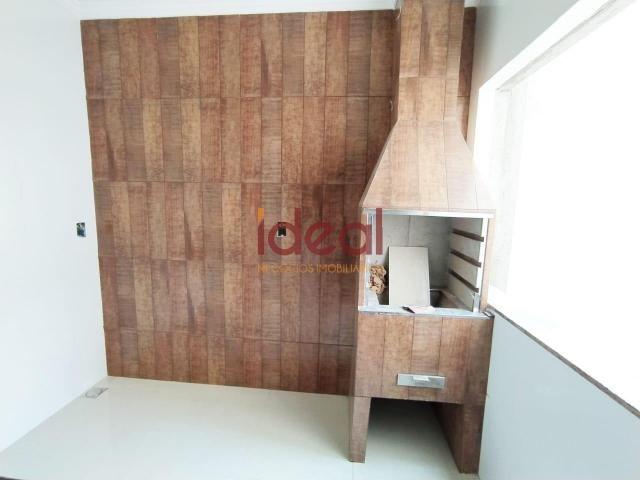 Apartamento à venda, 2 quartos, 1 vaga, Fátima - Viçosa/MG - Foto 8