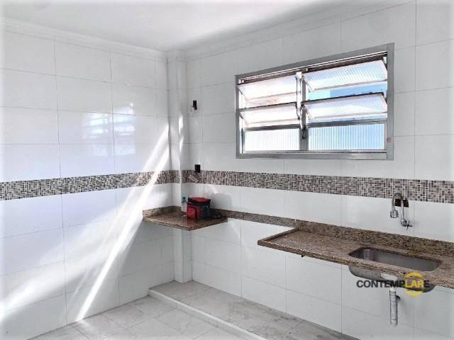 Apartamento com 3 dormitórios à venda, 98 m² por R$ 575.000,00 - Ponta da Praia - Santos/S - Foto 15