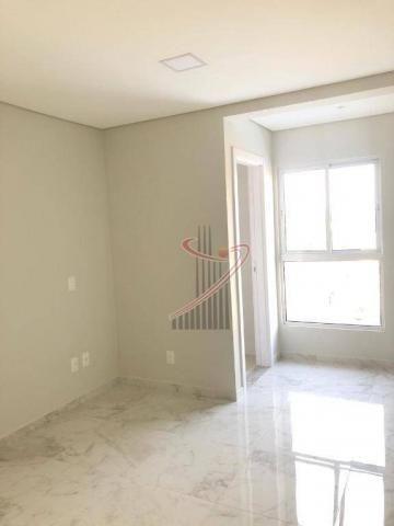 Apto novo no Ed. Iguassu Falls Residence, com 1 suíte, sala com sacada e vaga de garagem - Foto 7
