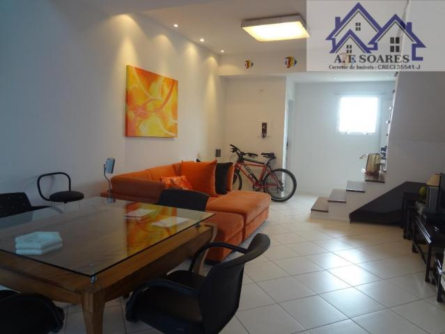 Vendo apartamento tipo loft duplex, com 69 m2, 1 dormitorio, 1 suite, 1 vaga - Foto 4