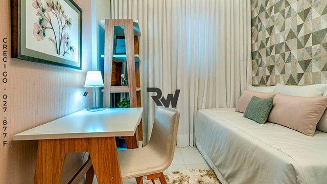 Apartamento 2 quartos sendo 1 suíte na Vila Rosa - Foto 5
