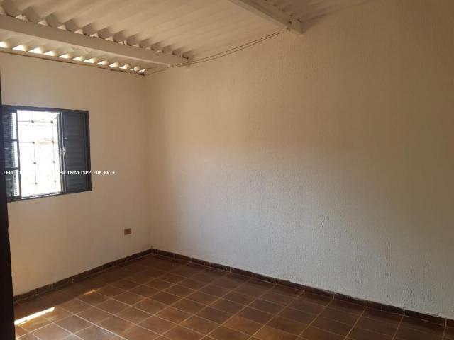 Casa para Locação em Presidente Prudente, GUANABARA, 1 dormitório, 1 banheiro, 1 vaga - Foto 4