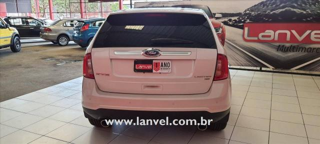 EDGE 2014/2014 3.5 LIMITED VISTAROOF AWD V6 24V GASOLINA 4P AUTOMÁTICO - Foto 6
