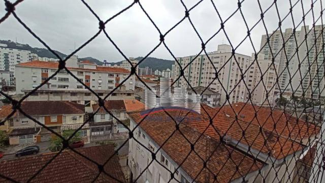 Apartamento com 2 dormitórios à venda, 74 m² por R$ 350.000,00 - Campo Grande - Santos/SP - Foto 7