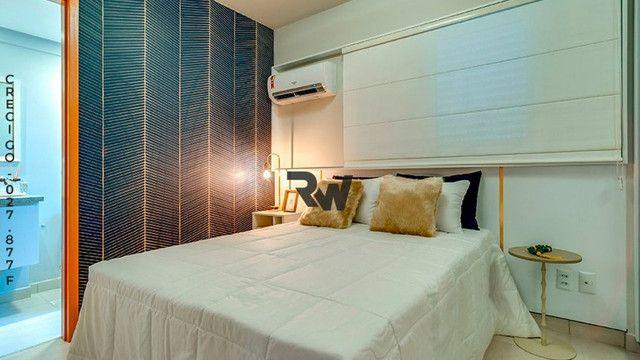 Apartamento 2 quartos sendo 1 suíte na Vila Rosa - Foto 4