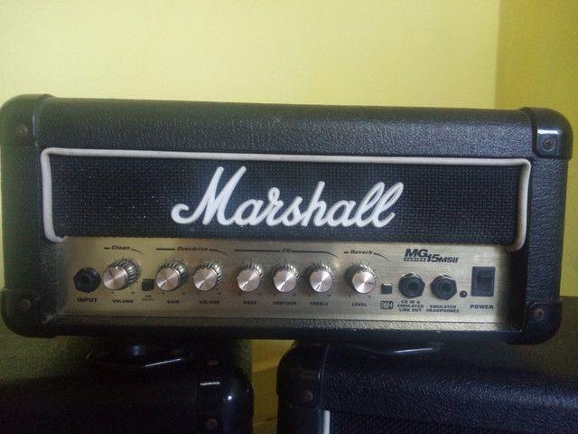 Amplificador Marshall para guitarra - Foto 2