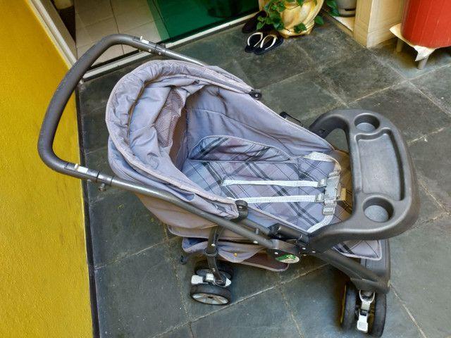 Carrinho de bebê Burigotto AT2 - Foto 5