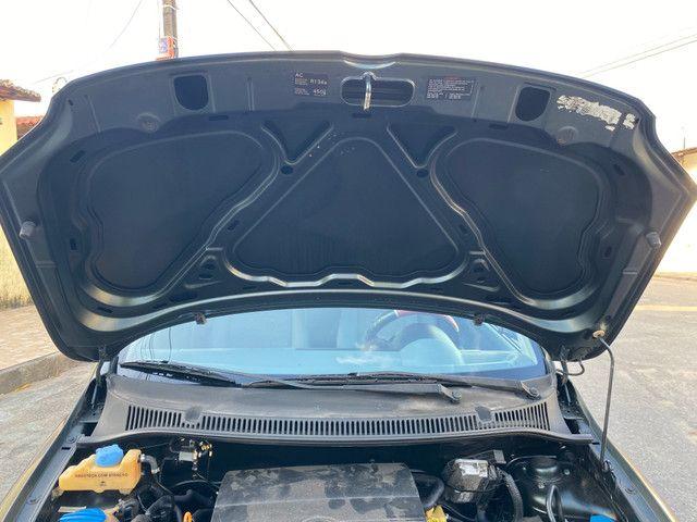 Fox 2005 motor 1.0 com ar e direção carro extra de verdade!! - Foto 13