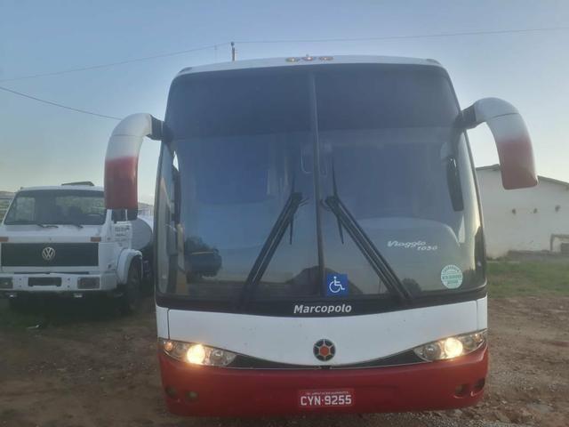 G6 Marcopolo Scania