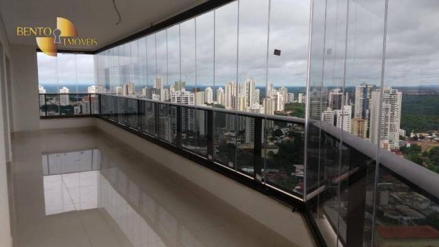 ED ROYAL PRESIDENT - Apartamento com 4 dormitórios à venda, 237 m² por R$ - Bosque - Cuiab