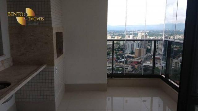 ED ROYAL PRESIDENT - Apartamento com 4 dormitórios à venda, 237 m² por R$ - Bosque - Cuiab - Foto 19