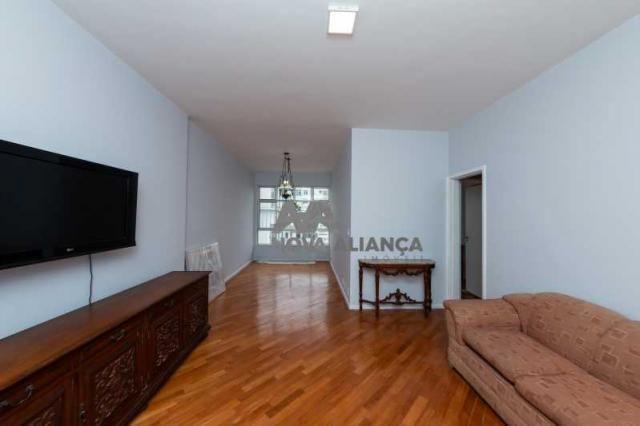 Apartamento à venda com 3 dormitórios em Ipanema, Rio de janeiro cod:NIAP31991 - Foto 2