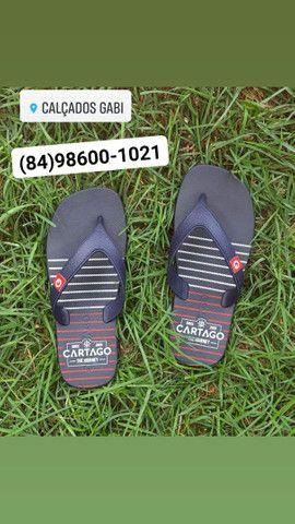 Chinelo Cartago N° 37.38 39 40 41 42 43 44 - Foto 2