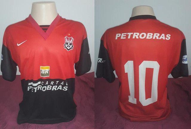 Camisas de Futebol do Flamengo