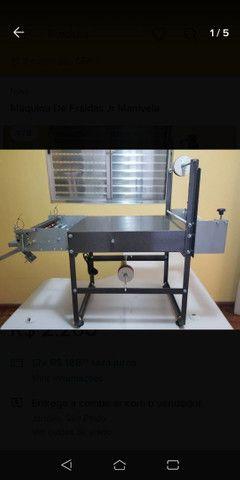 Máquina de Fabricar Fraldas