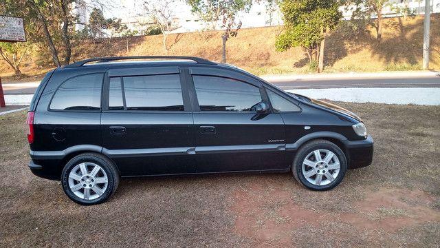 ZAFIRA 2010 AUTOMÁTICA COM KIT GNV - Foto 8