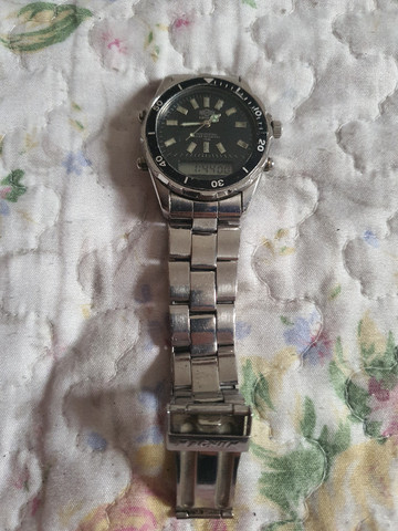 Relógio Magnum Submariner - Foto 3