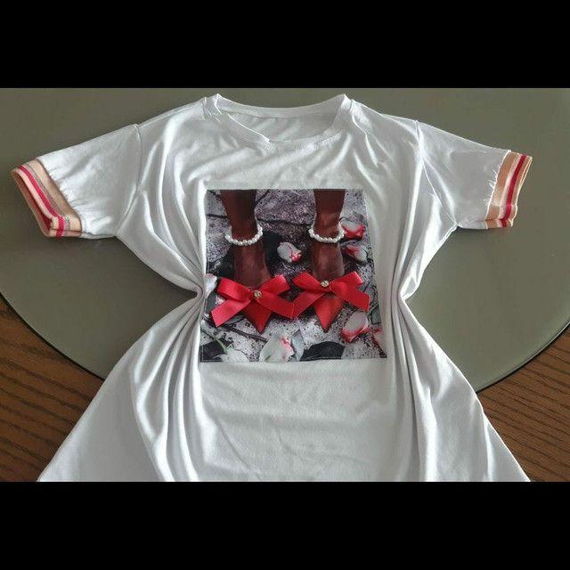 T shirt de luxo?? - Foto 3