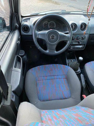 Celta 2011 motor 1.0 completo - direção carro extra dos extras!! - Foto 12