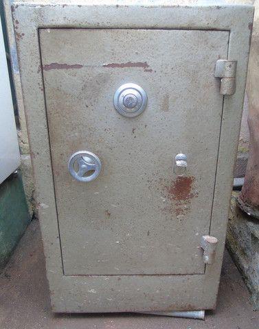 Cofre Pequeno com chave e segredo, Aceio Troca! - Foto 2