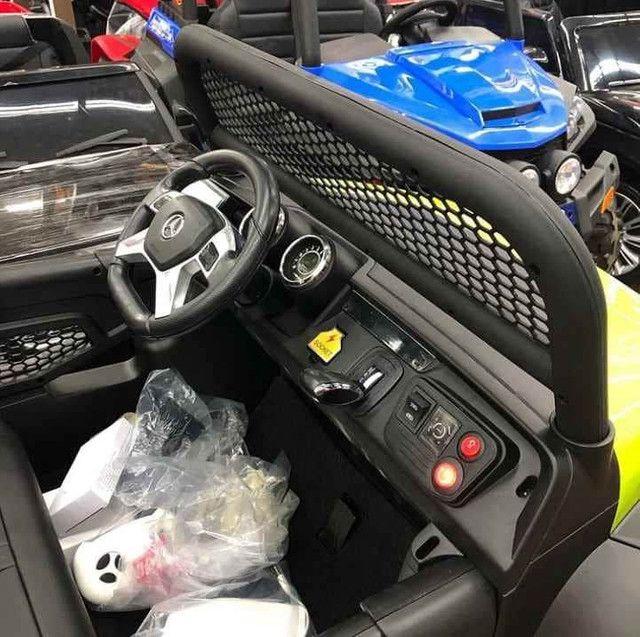 Buggy Mercedes elétrico Infantil desconto pagamento a vista - Foto 4
