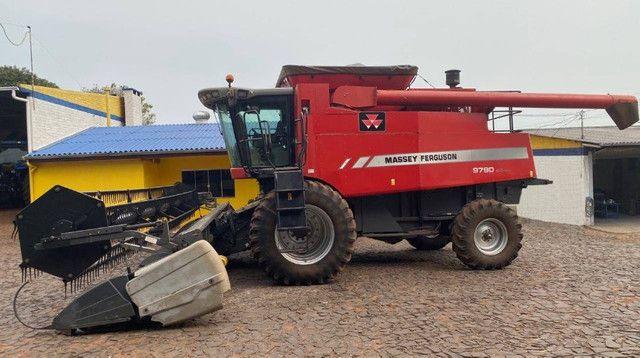 Massey 9790 | Oferta Imperdível | Colheitadeira Agrícola Usada - Foto 2