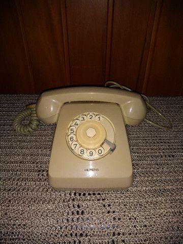 Telefones antigos a partir de 80 cada !!! - Foto 2