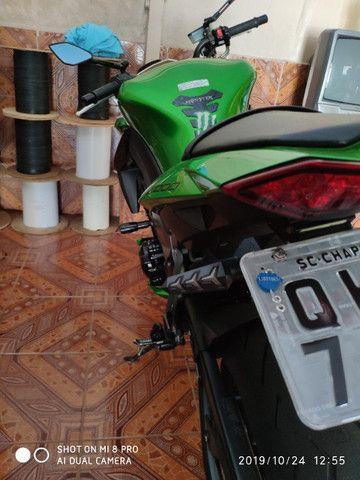 Kawasaki Z1000 ABS - Impecável - Foto 9