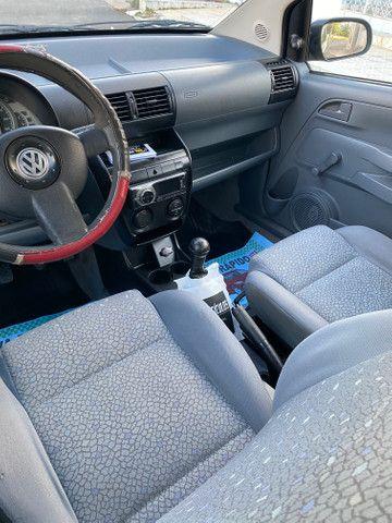 Fox 2005 motor 1.0 com ar e direção carro extra de verdade!! - Foto 12