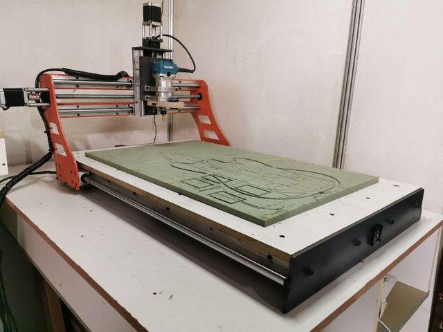 Router 8050FE - fabricação sob encomenda - Foto 3