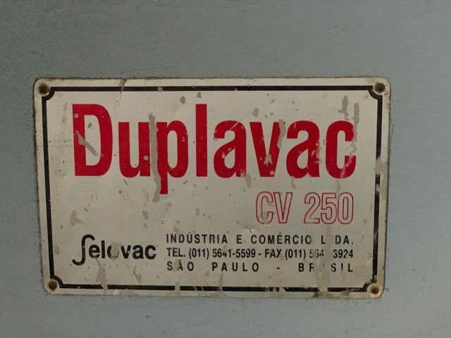 Vendo Maquina Seladora a Vácuo Selovac - Foto 4