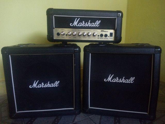 Amplificador Marshall para guitarra - Foto 3