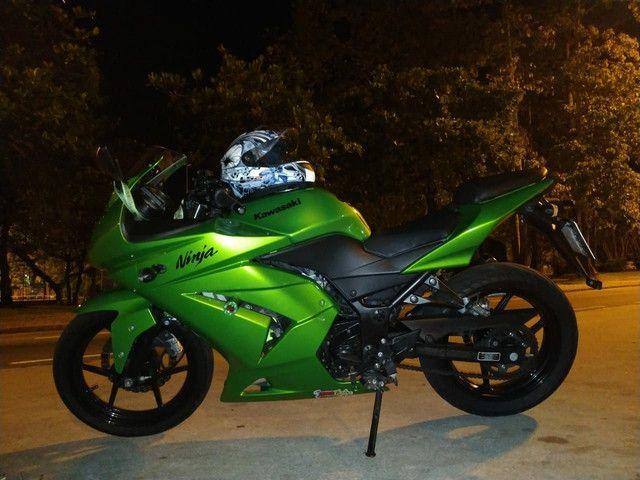Kawasaki Ninja 250r Segundo Dono - Foto 3