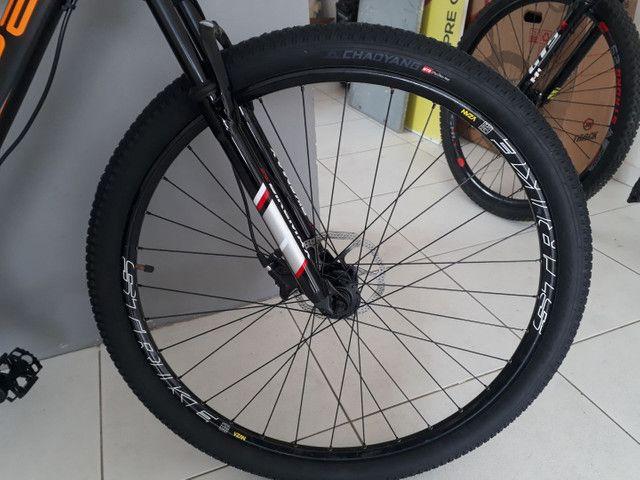 Bicicleta Mountain bike NOVA ZERO SO VENDO . - Foto 5
