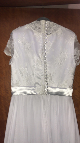 Vestido de noiva -desapego - Foto 4