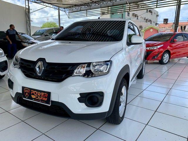 Renault kwid 2020 única dona estado de zero  - Foto 4