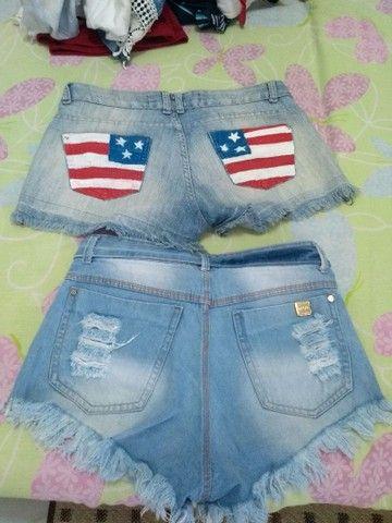 Shorts usados - Foto 2