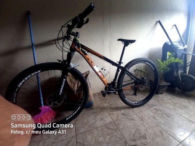 Bike kode aro 29 documentada unico dono  - Foto 4