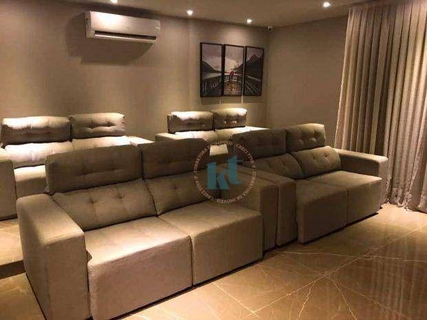 Apartamento com 3 dormitórios à venda, 105 m² por R$ 680.000,00 - Jardim Oceania - João Pe - Foto 4