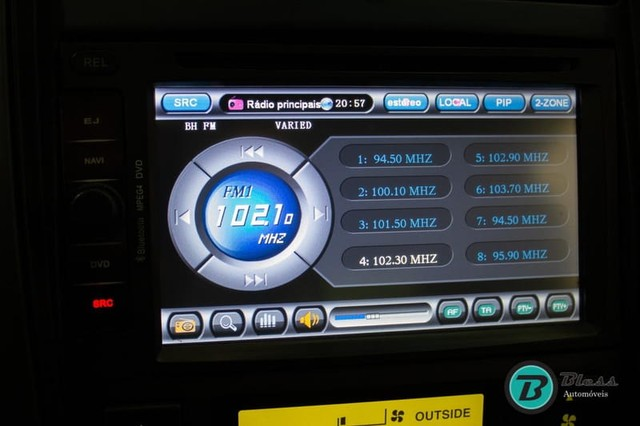 Hyundai TUCSON 2.0 16V AUT - Foto 12
