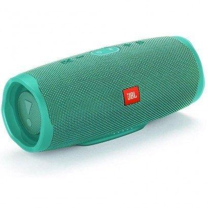 Caixa de Som Bluetooth JBL Charge 4 30W -Verde Claro