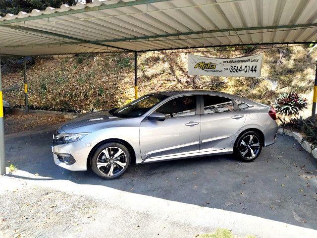 Honda Civic Exl CVT 2.0-2017 - Foto 2