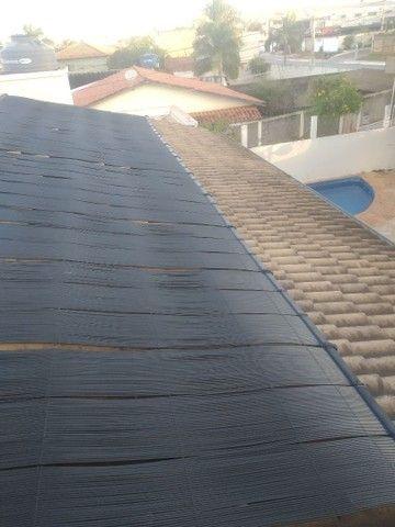 Aquecedor solar para piscina. Desde 1994!