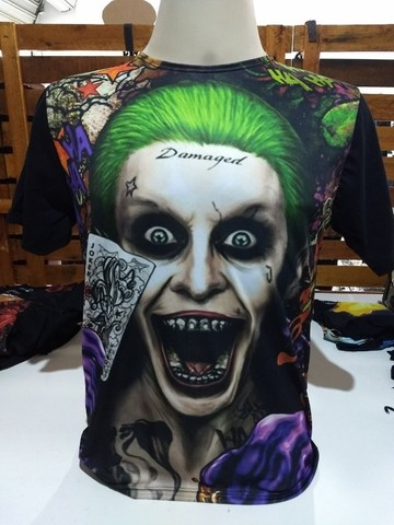 Camisetas Customizadas em Estampa Total - Foto 5
