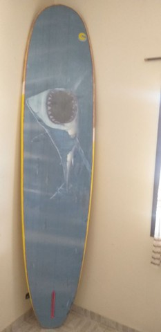 long board conexao brasil surf  nova - Foto 2