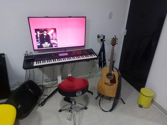 Teclado Yamaha montage7  - Foto 2