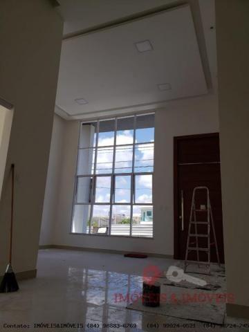 Casa em Condomínio para Venda em Parnamirim, PARQUE DAS NAÇÕES, 3 dormitórios, 3 suítes - Foto 4